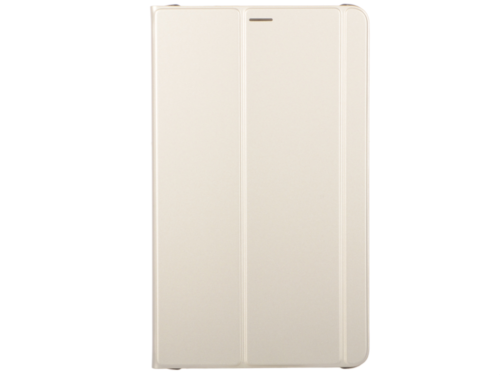 Чехол Samsung для Samsung Galaxy Tab A 8.0 Book Cover полиуретан/поликарбонат золотистый EF-BT385PF 360 degree rotation pu leather case cover stand for samsung galaxy tab pro 10 1 t520 black