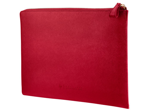 Сумка для ноутбука 13.3 HP Spectre Red L-Zip Sleeve (2HW35AA#ABB) hp c9456a red