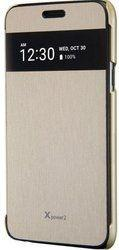 Чехол флип-кейс LG для LG X Power 2 M320 VOIA золотистый чехол флип кейс lg для lg v30 h930 voia черный