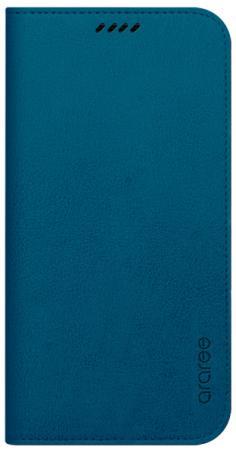 Чехол Samsung для Samsung Galaxy A7 2017 Designed for Samsung Mustang Diary синий GP-A720KDCFAAA