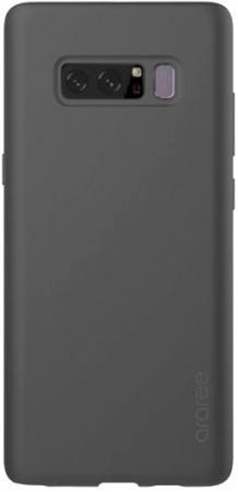 Чехол Samsung для Samsung Galaxy Note 8 araree Airfit серый GP-N950KDCPAAI картаев павел компания samsung electronics презентовала galaxy note 8 в facebook можно делать фотографии 360 градусов