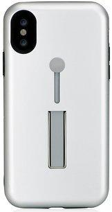 Чехол Bling My Thing для iPhone X, с кристаллами Swarovski. Коллекция SelfieLOOP. Дизайн Crystal. Цв