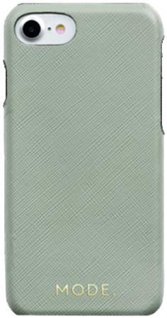 Чехол-накладка dbramante1928 London для iPhone 8/7/6s/6. Материал натуральная кожа/пластик. Цвет зел чехол накладка для iphone 6 ozaki o coat 0 3 jelly oc555tr пластик прозрачный