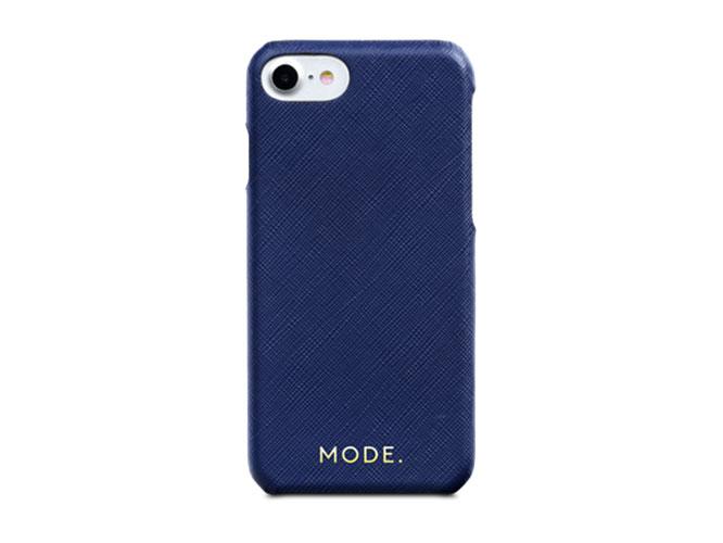 Чехол-накладка dbramante1928 London для iPhone 8/7/6s/6. Материал натуральная кожа/пластик. Цвет син чехол накладка для iphone 6 ozaki o coat 0 3 jelly oc555tr пластик прозрачный