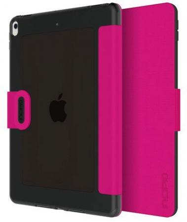 Чехол Incipio Clarion для iPad Pro 10.5. Материал пластик/TPU. Цвет розовый. автомагнитола clarion cz215e