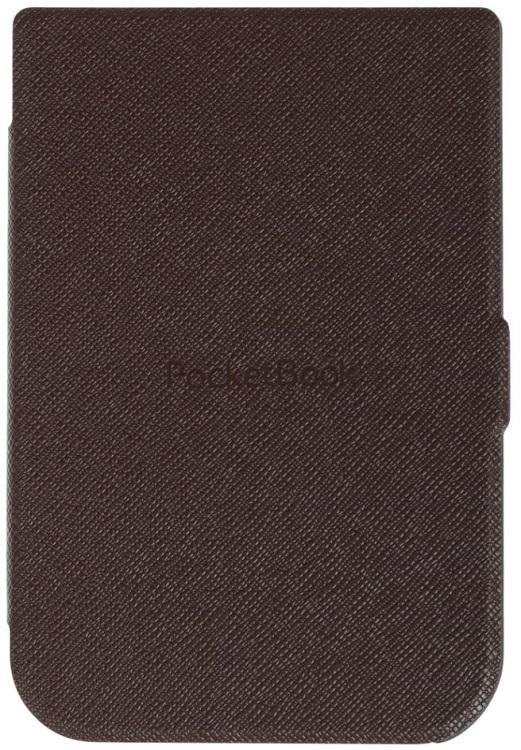 Чехол-обложка для электронной книги PocketBook 631 Коричневый (PBC-631-BR-RU) аксессуар чехол pocketbook 631 red pbc 631 r ru