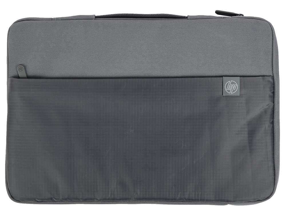 Чехол для ноутбука 15.6 HP Crosshatch Carry Sleeve 1PD67AA#ABB сумка hp crosshatch carry sleeve 15 черный
