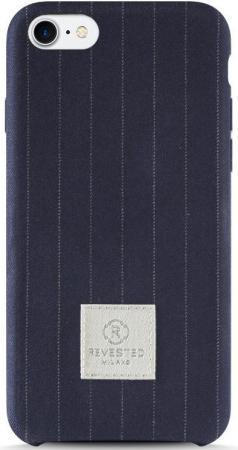 Панель Revested Timeless для iPhone 7 Plus/8 Plus Pinstripe синий чехлы для телефонов timeless кобура на ремень чехол для телефона timeless