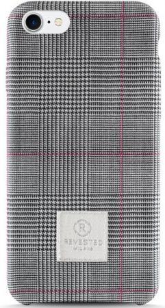 Панель Revested Timeless для iPhone 7 Plus/8 Plus Prince of Wales серый чехлы для телефонов timeless кобура на ремень чехол для телефона timeless