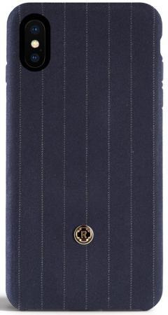 Панель Revested Timeless для iPhone X Pinstripe синий чехлы для телефонов timeless кобура на ремень чехол для телефона timeless