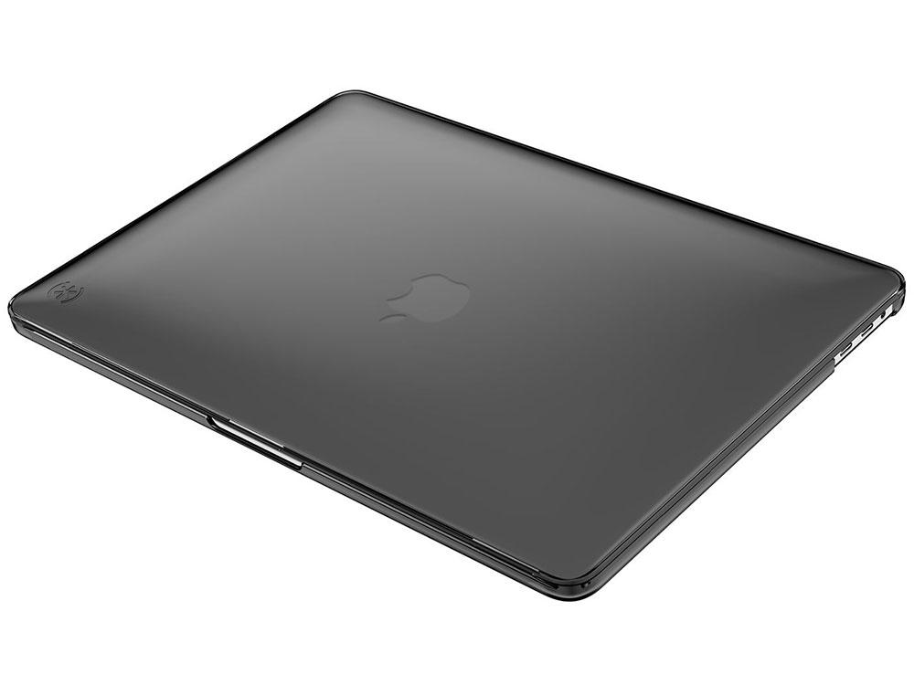Чехол для ноутбука MacBook Pro 13 Speck SmartShell пластик черный 90206-0581 чехол накладка для ноутбука macbook pro 15 speck smartshell пластик зеленый 90208 5208
