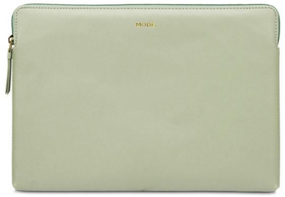 Чехол-конверт для ноутбука MacBook Pro 13 кожа зеленый PA13IVGR5081 аксессуар чехол macbook pro 13 speck seethru pink spk a2729