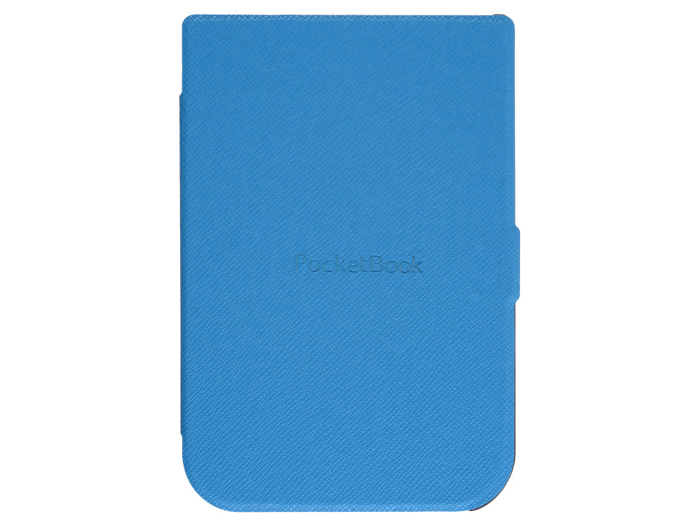 Обложка PocketBook для PocketBook 631 голубая PBC-631-BL-RU pocketbook 301 комфорт в москве