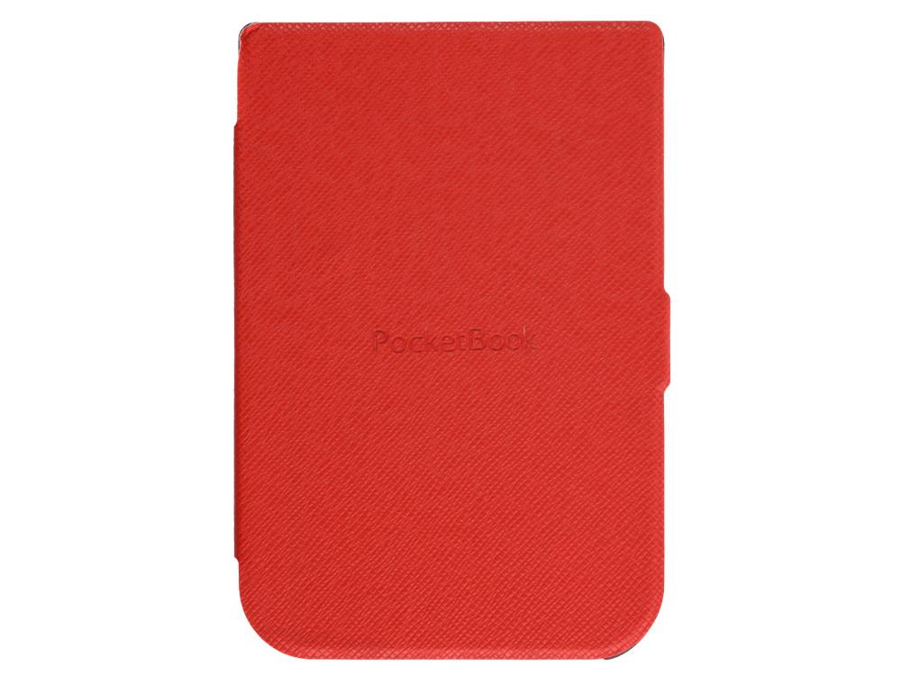 Обложка PocketBook для PocketBook 631 красная PBC-631-R-RU pocketbook 301 комфорт в москве
