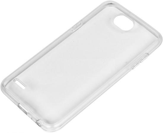 Чехол флип-кейс LG для LG X Power 2 M320 VOIA прозрачный аксессуар чехол lg x power 2 m320 zibelino classico black zcl lg m320 blk