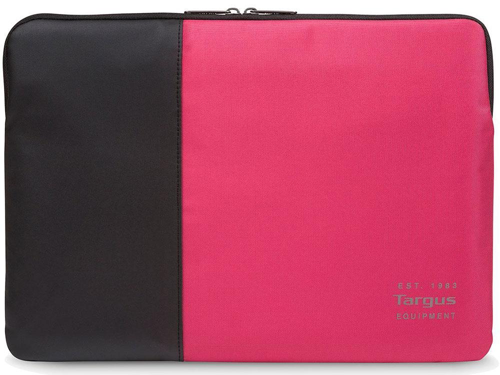 Чехол для ноутбука 14 Targus TSS94813EU нейлон черный/розовый