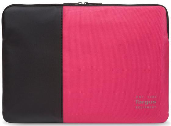 Чехол для ноутбука 14 Targus TSS94813EU нейлон черный/розовый чехол для ноутбука 14 printio куница