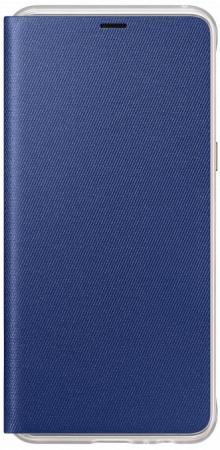 Чехол (флип-кейс) Samsung для Samsung Galaxy A8 Neon Flip Cover голубой (EF-FA530PLEGRU) чехол клип кейс samsung protective standing cover great для samsung galaxy note 8 темно синий [ef rn950cnegru]