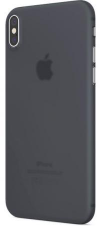 Накладка Vipe Flex для iPhone X темно-серый VPIPXFLEXDG накладка vipe color для iphone x чёрный vpipxcolblk