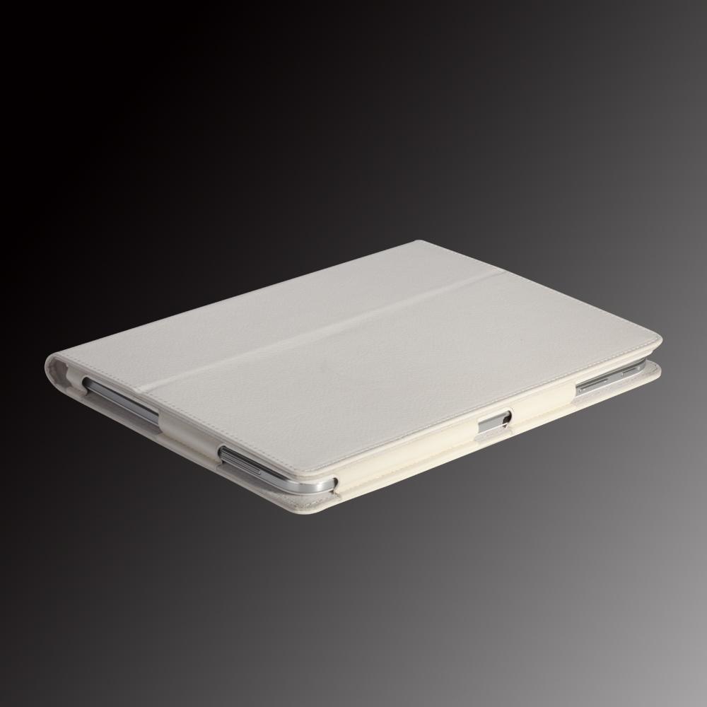 Чехол IT BAGGAGE Чехол для планшета Huawei Media Pad M3 lite 10 белый ITHWM310-0 чехол книжка it baggage для смартфона huawei p8 lite искусственная кожа черный