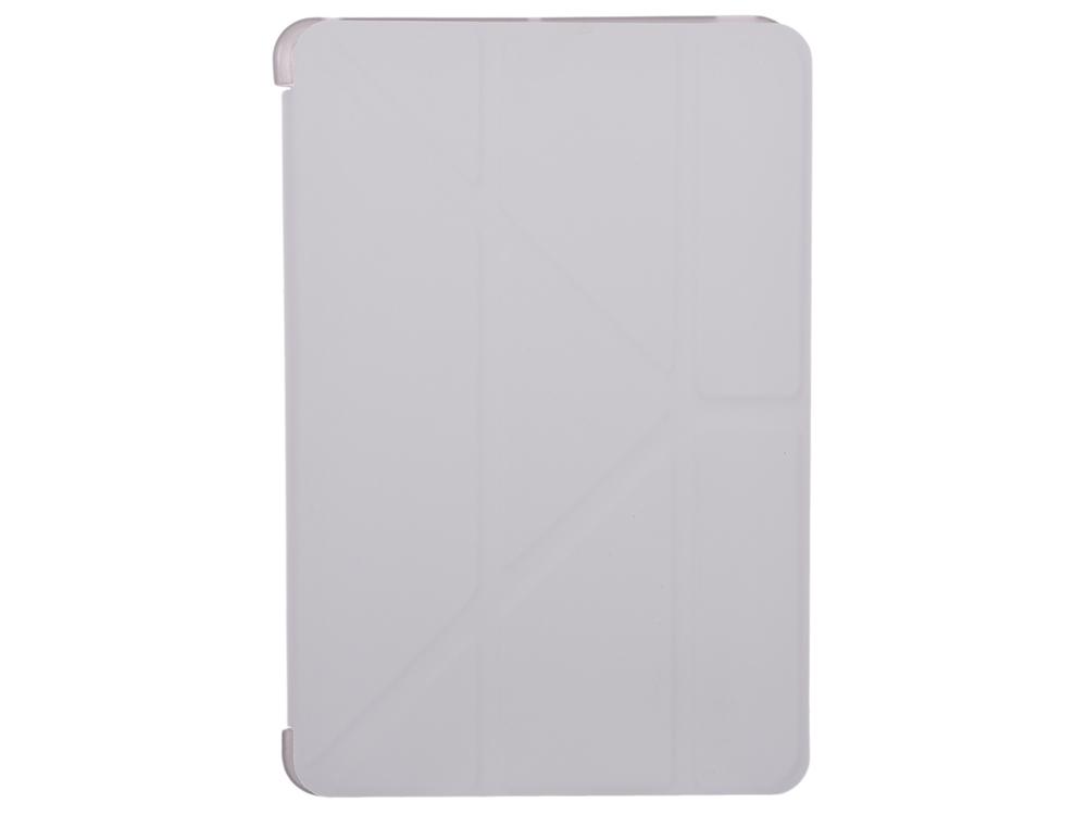 Чехол-книжка для iPad mini/2/3 BoraSCO 20292 Gray флип, пластик аксессуар чехол флип micromax e313 canvas xpress 2 gecko white gg f mice313 wh