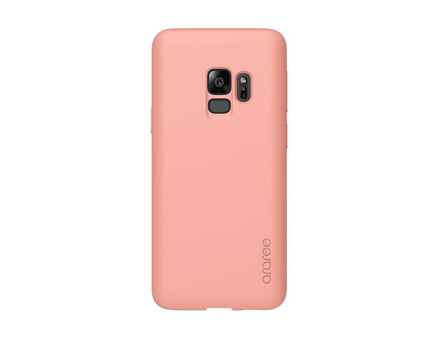 Чехол (клип-кейс) Samsung для Samsung Galaxy S9 KDLAB INC.,AIRFIT POP розовый (GP-G960KDCPBIA) чехол клип кейс samsung kdlab inc airfit для samsung galaxy s9 синий [gp g960kdcpaic]