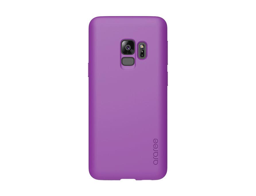Чехол (клип-кейс) Samsung для Samsung Galaxy S9 KDLAB Inc Airfit POP фиолетовый (GP-G960KDCPBIC) чехол клип кейс samsung для samsung galaxy s9 airfit pop фиолетовый gp g965kdcpbic