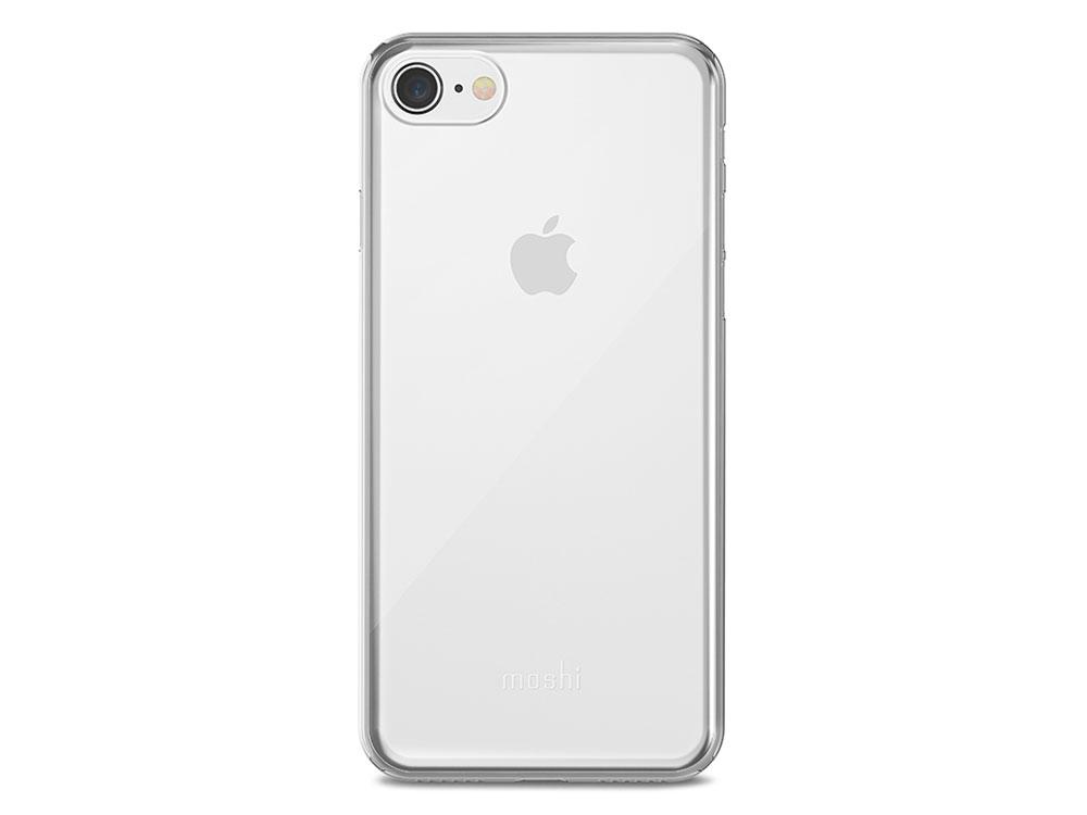 Чехол-накладка для iPhone 7/ 8 Moshi SuperSkin 99MO111901 клип-кейс, силикон