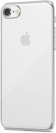 Накладка Moshi SuperSkin для iPhone 7 iPhone 8 прозрачный 99MO111901 adidas denim superskin