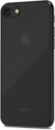 Накладка Moshi SuperSkin для iPhone 7 iPhone 8 чёрный 99MO111061 adidas denim superskin