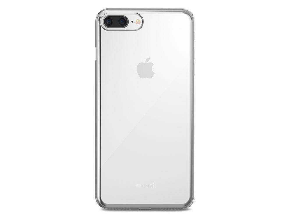 Накладка Moshi SuperSkin для iPhone 7 Plus iPhone 8 Plus прозрачный 99MO111902 цена