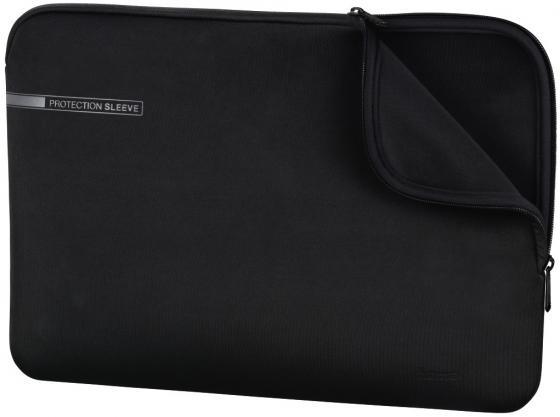 Чехол для ноутбука 15.6 HAMA 00101546 неопрен черный чехол для ноутбука 13 3 hama bag organiser черный неопрен 00101789