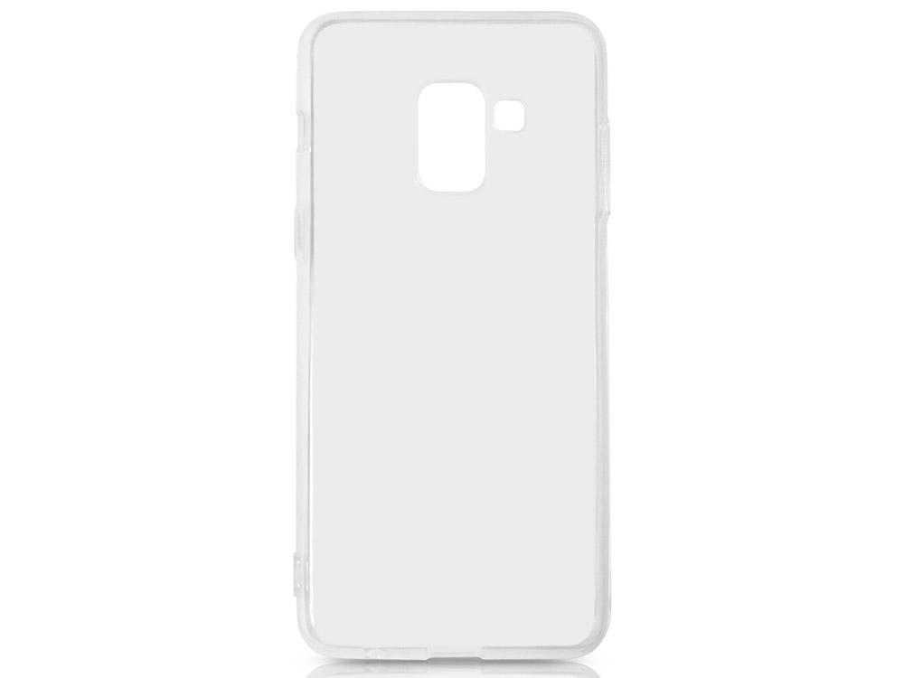 Силиконовый чехол для Samsung Galaxy A8 (2018) DF sCase-55 аксессуар чехол samsung galaxy a7 2016 df scase 24 rose gold