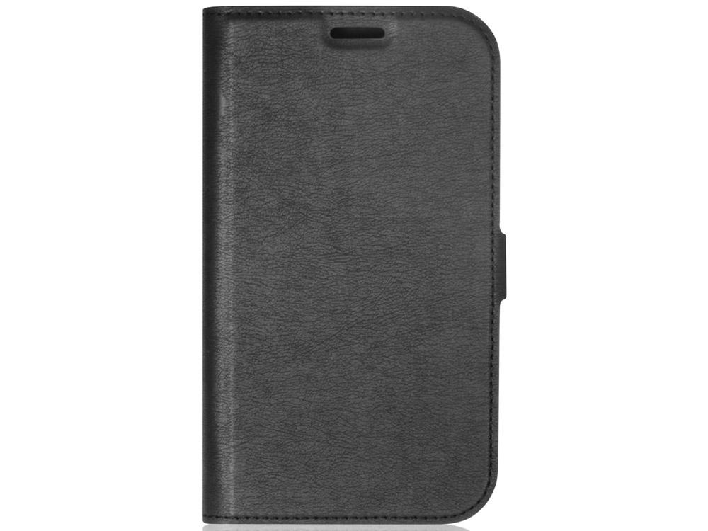 Чехол с флипом для Samsung Galaxy J2 (2018)/J2 Pro (2018) DF sFlip-26 (black)