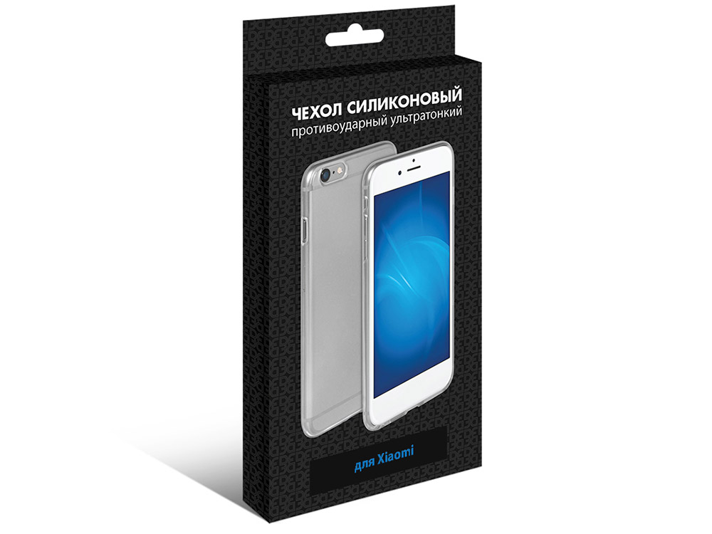 Силиконовый чехол Xiaomi Redmi Note 5 Pro DF xiCase-26 аксессуар чехол xiaomi redmi 4 prime df xiflip 13