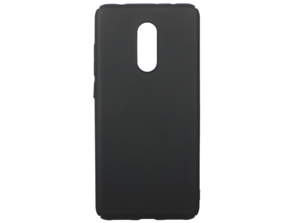 Чехол soft-touch для Xiaomi Redmi 5 DF xiSlim-02 (black) black new 7 85 inch regulus 2 itwgn785 tablet touch screen panel digitizer glass sensor replacement free shipping