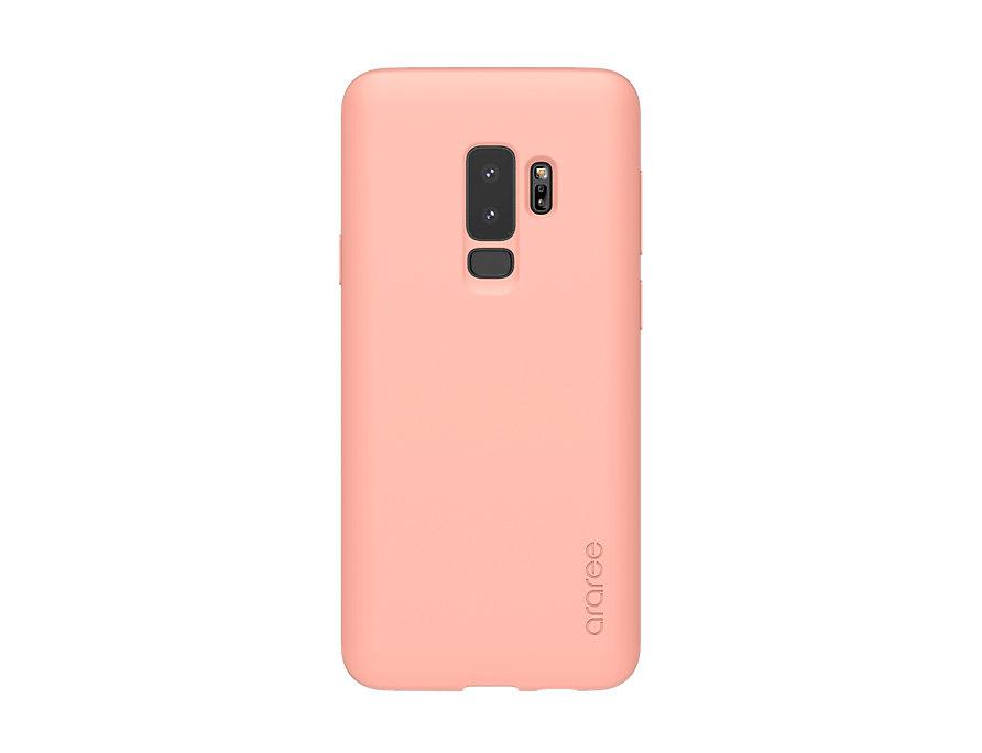 Чехол (клип-кейс) Samsung для Samsung Galaxy S9+ Airfit Pop розовый (GP-G965KDCPBIA) чехол клип кейс samsung для samsung galaxy s9 airfit pop фиолетовый gp g965kdcpbic