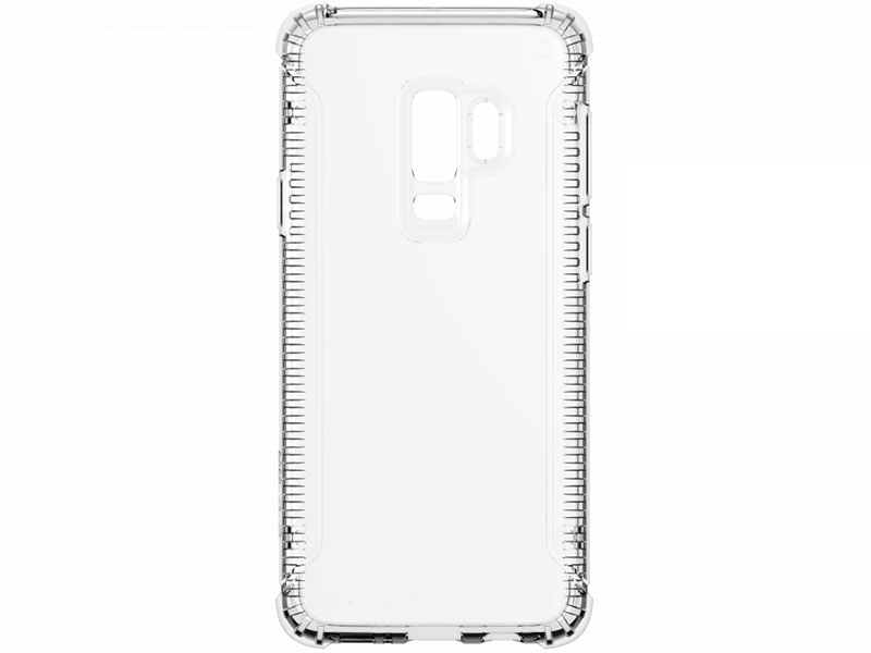 Чехол (клип-кейс) Samsung для  Galaxy S9+ Megabolt прозрачный (GP-G965KDCPDIA)