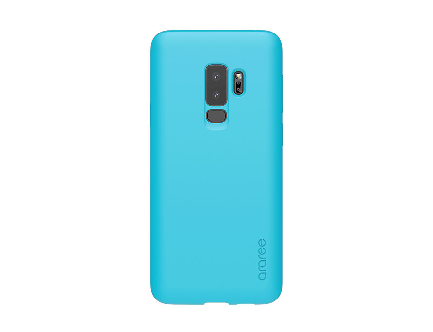 Чехол (клип-кейс) Samsung для  Galaxy S9+ Airfit Pop синий (GP-G965KDCPBIB)