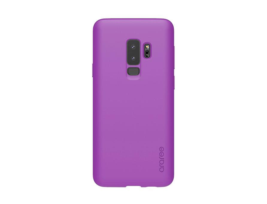 Чехол (клип-кейс) Samsung для Samsung Galaxy S9+ Airfit Pop фиолетовый (GP-G965KDCPBIC) чехол клип кейс samsung для samsung galaxy s9 airfit pop фиолетовый gp g965kdcpbic