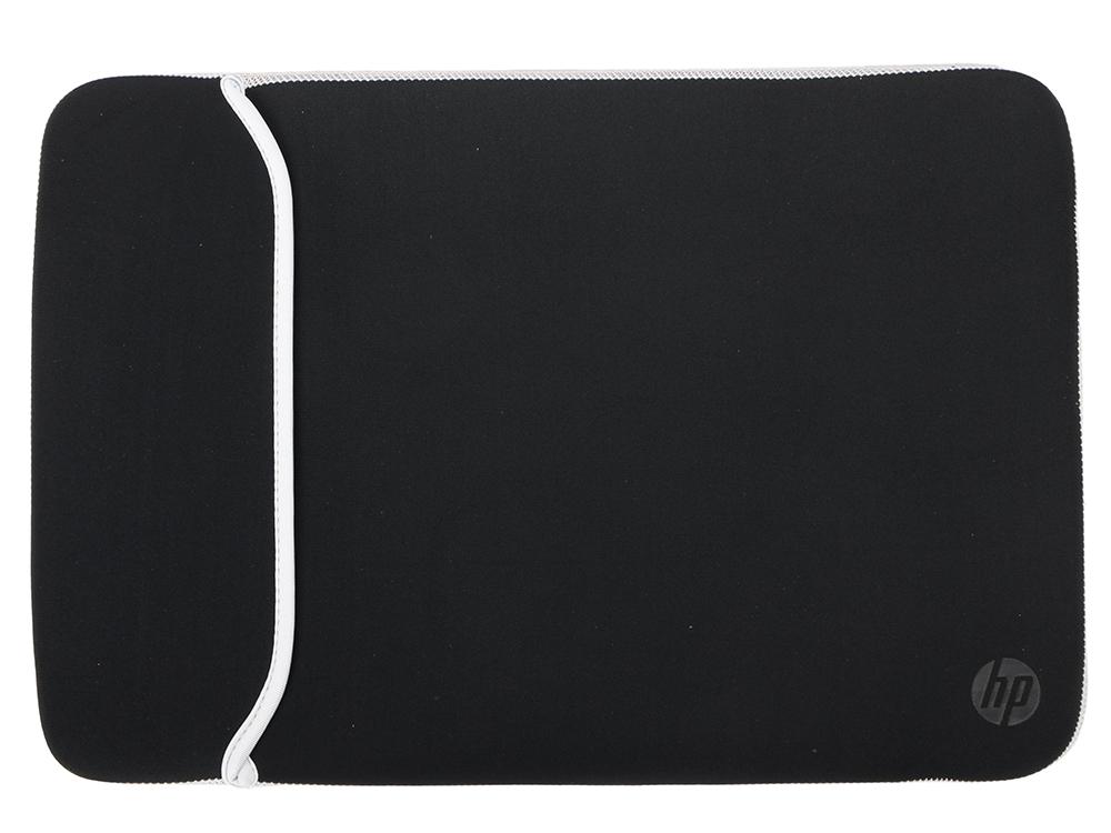 Чехол для ноутбука 15.6 HP BLKSil Chroma Sleeve 2UF62AA папка для ноутбука до 13 hp chroma reversible sleeve v5c24aa