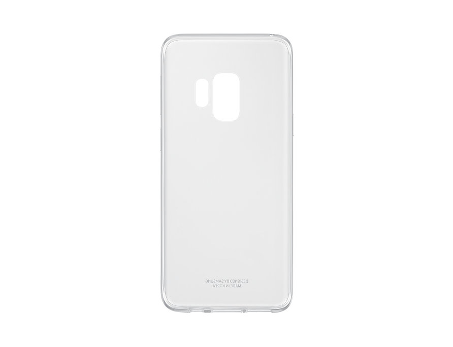 Чехол (клип-кейс) Samsung для Samsung Galaxy S9 Clear Cover прозрачный (EF-QG960TTEGRU) чехол samsung clear cover для samsung galaxy s8 золотой ef qg950cfegru