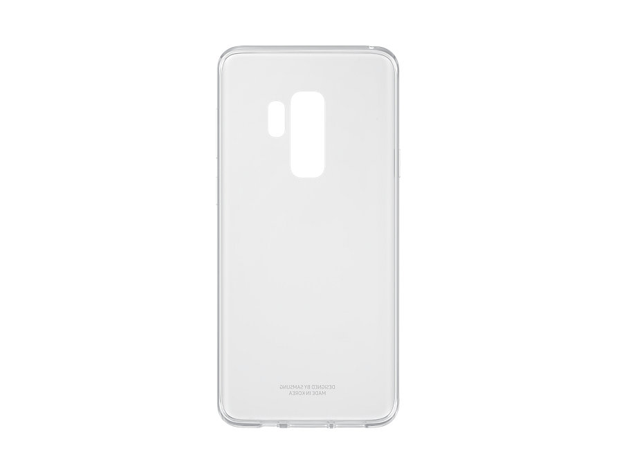Чехол (клип-кейс) Samsung для Samsung Galaxy S9+ Clear Cover прозрачный (EF-QG965TTEGRU) чехол samsung clear cover для samsung galaxy s8 золотой ef qg950cfegru