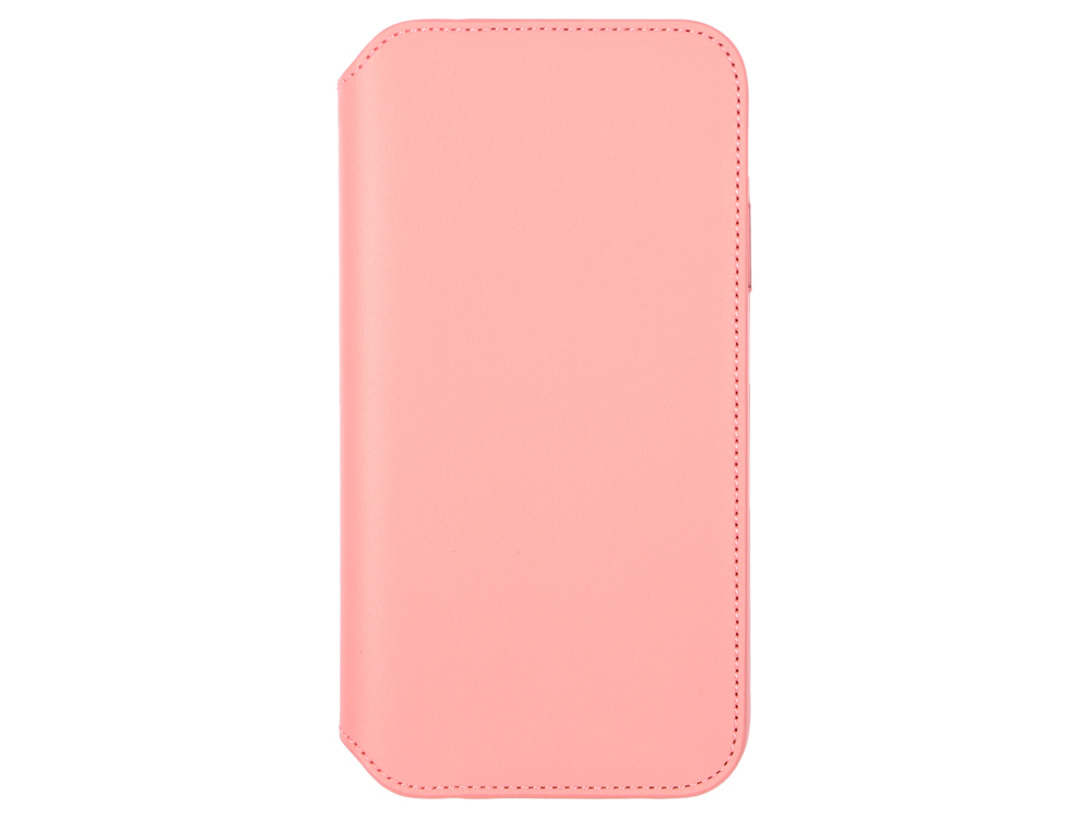 Чехол-книжка для iPhone X Apple Leather Folio Pink флип, кожа