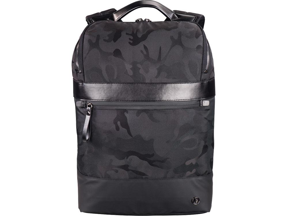 Рюкзак для ноутбука 15.6 HAMA Camo Select полиуретан черный/камуфляж 00101823 рюкзак hama camo select 15 6 черный камуфляж