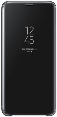 Чехол-книжка Samsung ZG965CB для Galaxy S9+ черный внешний аккумулятор samsung eb pg930bbrgru 5100mah черный