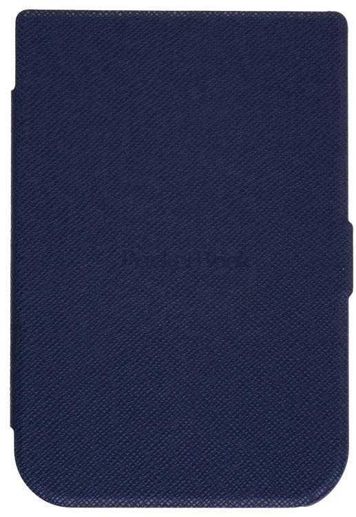 цена на Чехол-обложка для электронной книги PocketBook 631 Темно-синяя (PBC-631-DB-RU)