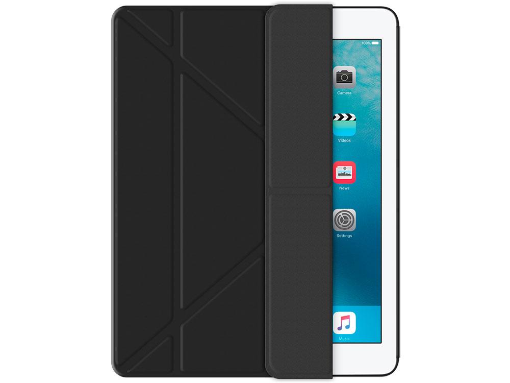 Чехол Deppa подставка Wallet Onzo 88014 для iPad 3/4, черный
