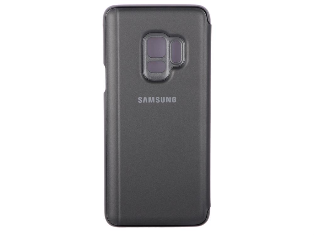 Чехол-книжка Samsung ZG960CB для Galaxy S9 черный константин паустовский книга скитаний