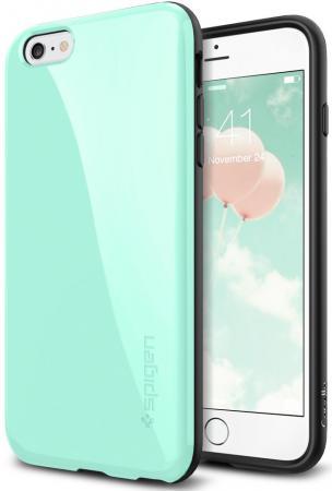 Чехол (клип-кейс) SGP Capella Case для iPhone 6 Plus мятный SGP11084 цена